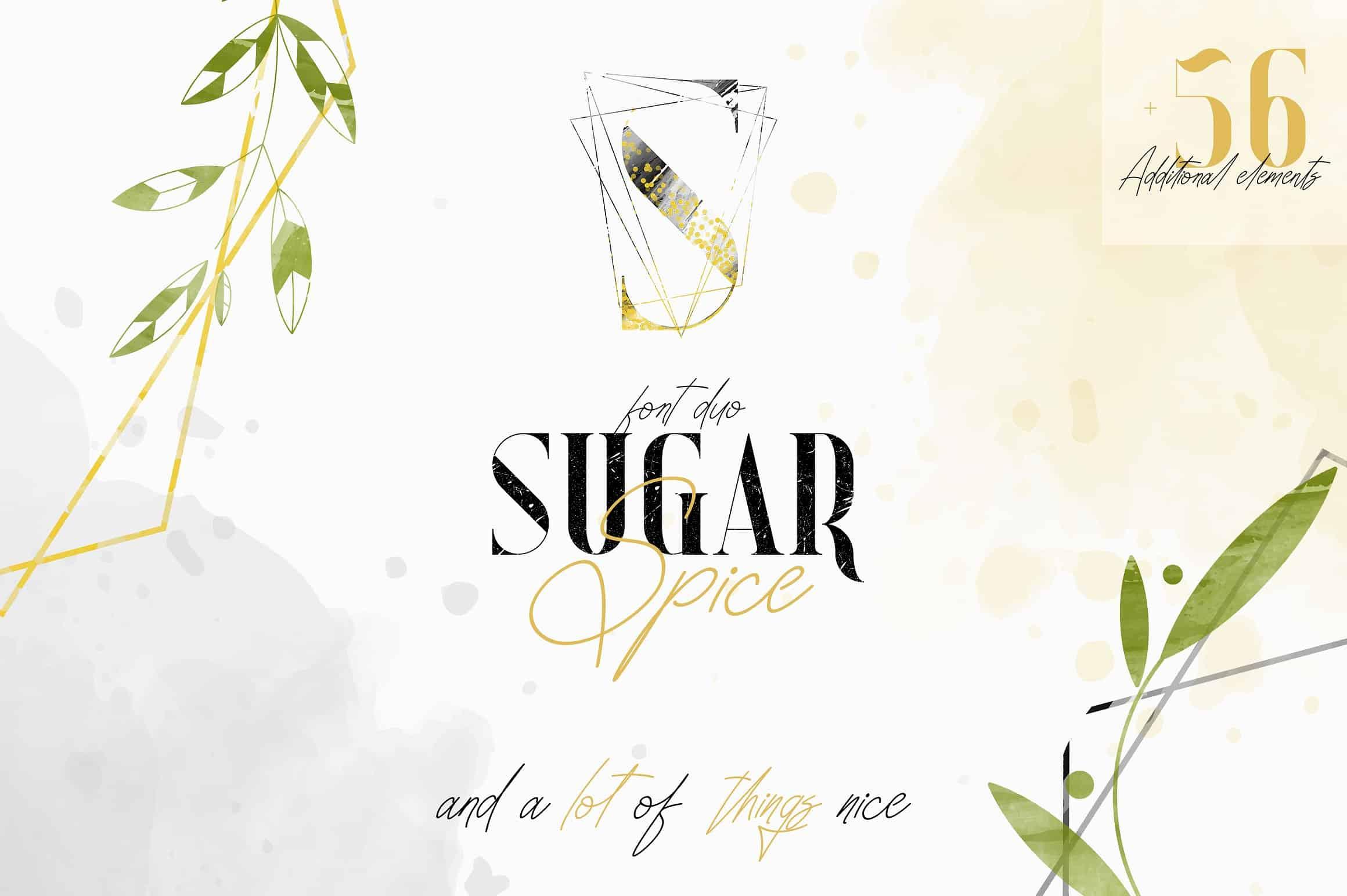 Download Sugar Spice font (typeface)