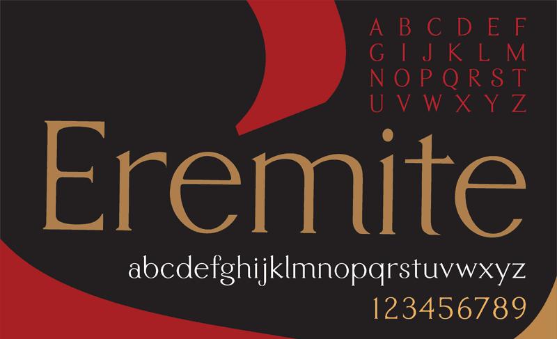 Download Eremite font (typeface)
