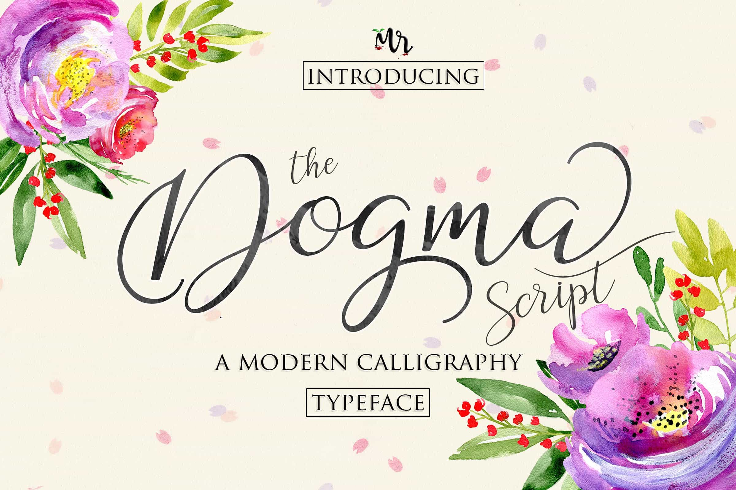 Download Dogma font (typeface)