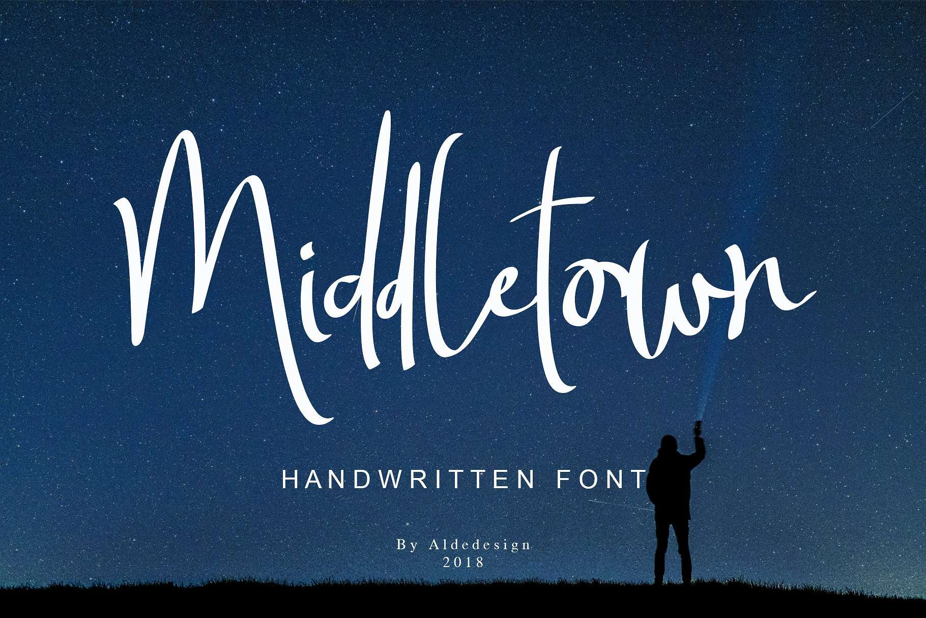 Download Middletown font (typeface)