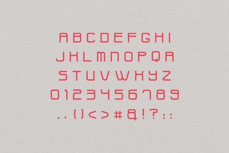 Download Widges font (typeface)
