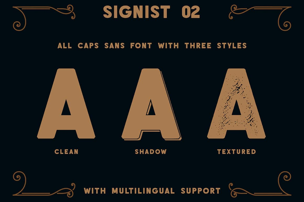 Download The Sign Writer font (typeface)