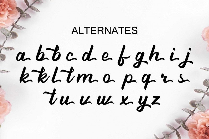 Download Beathy font (typeface)
