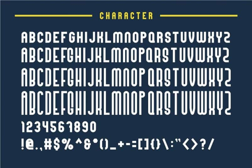 Download High Mount font (typeface)