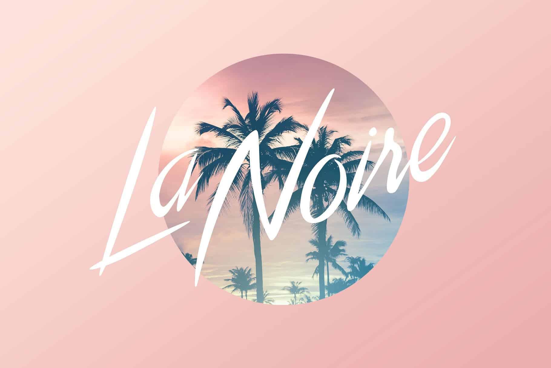 Download Tahiti font (typeface)