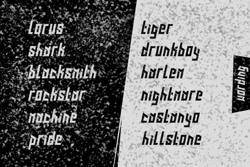 Download Kimaris font (typeface)