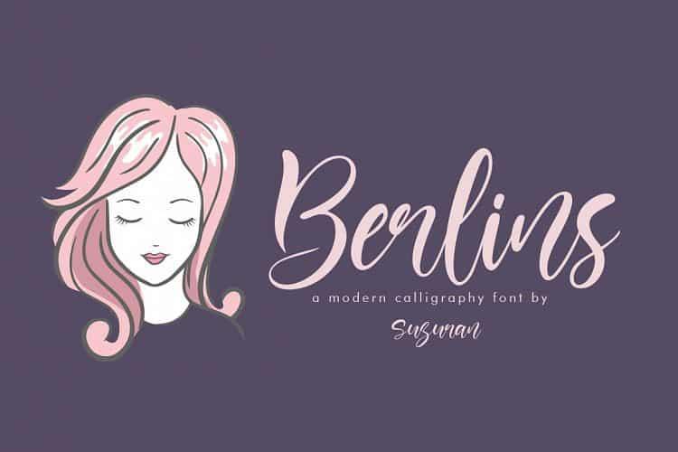 Download Berlins font (typeface)
