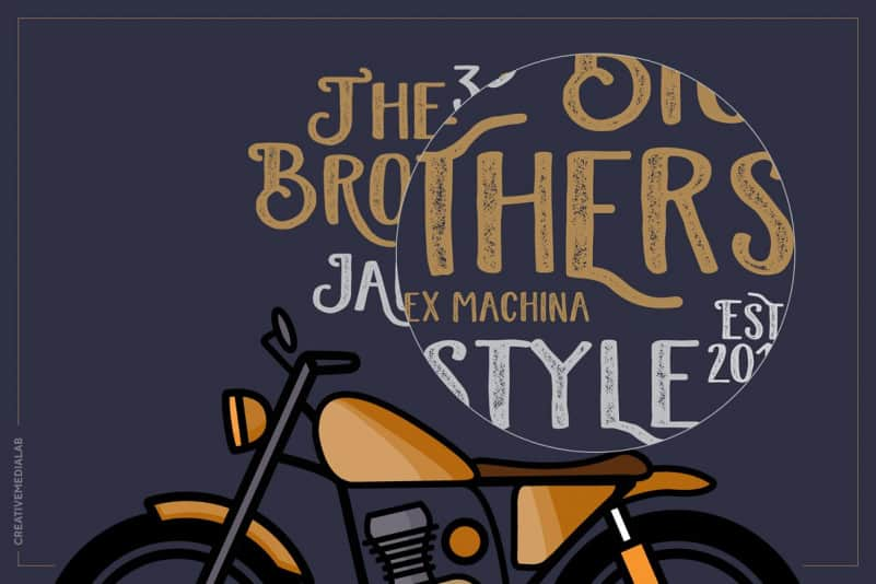 Download Brotherley font (typeface)