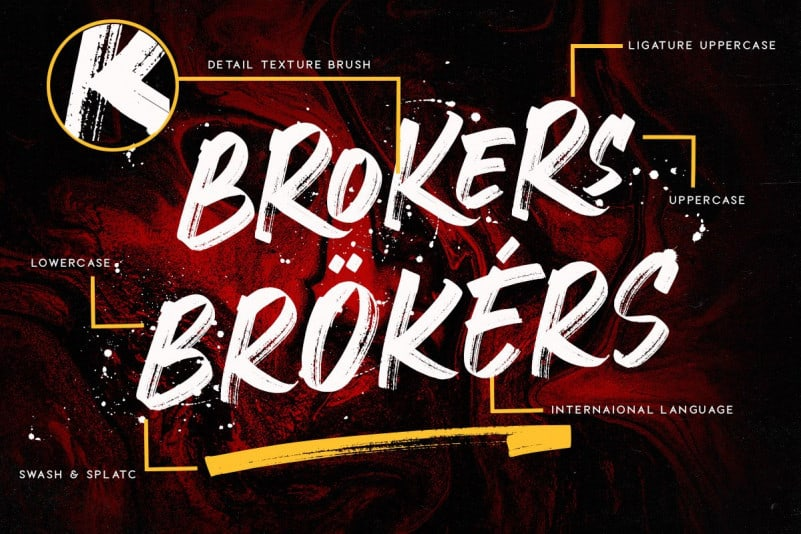 Download Crackers font (typeface)