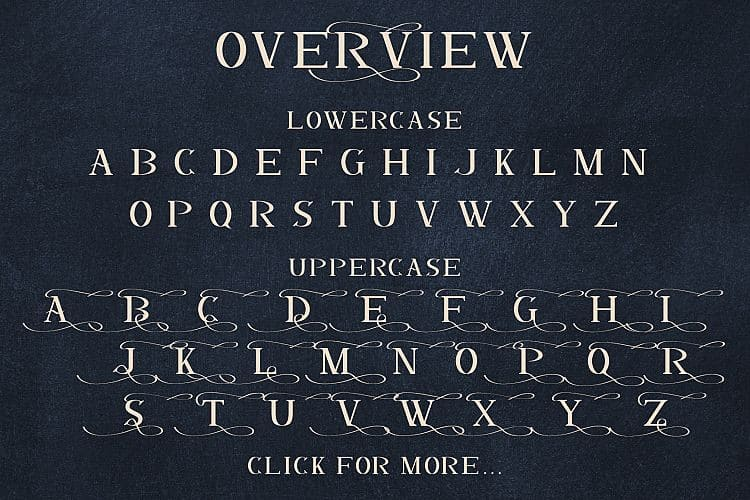 Download Dalmanti font (typeface)