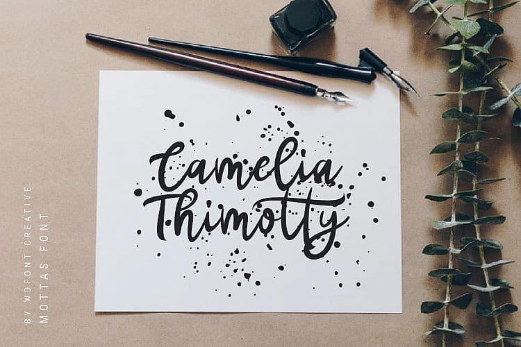 Download Mottas font (typeface)