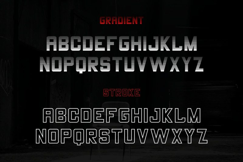 Download The Champ font (typeface)
