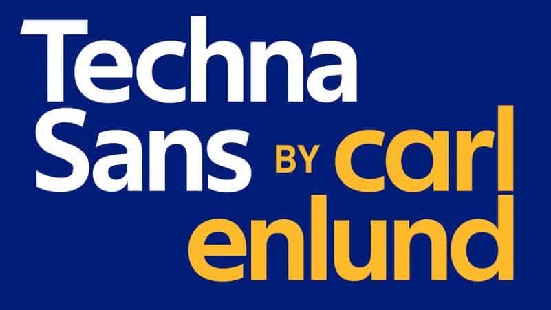 Download Techna Sans font (typeface)