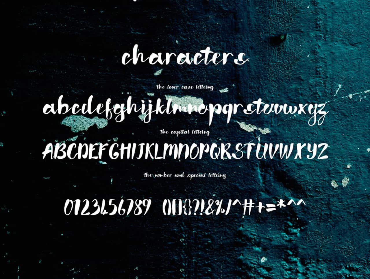 Download Wish font (typeface)