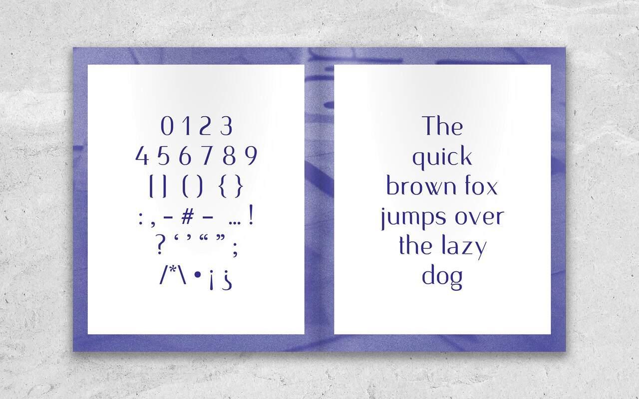Download Milda font (typeface)