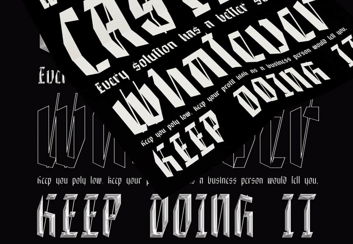 Download Health Goth font (typeface)