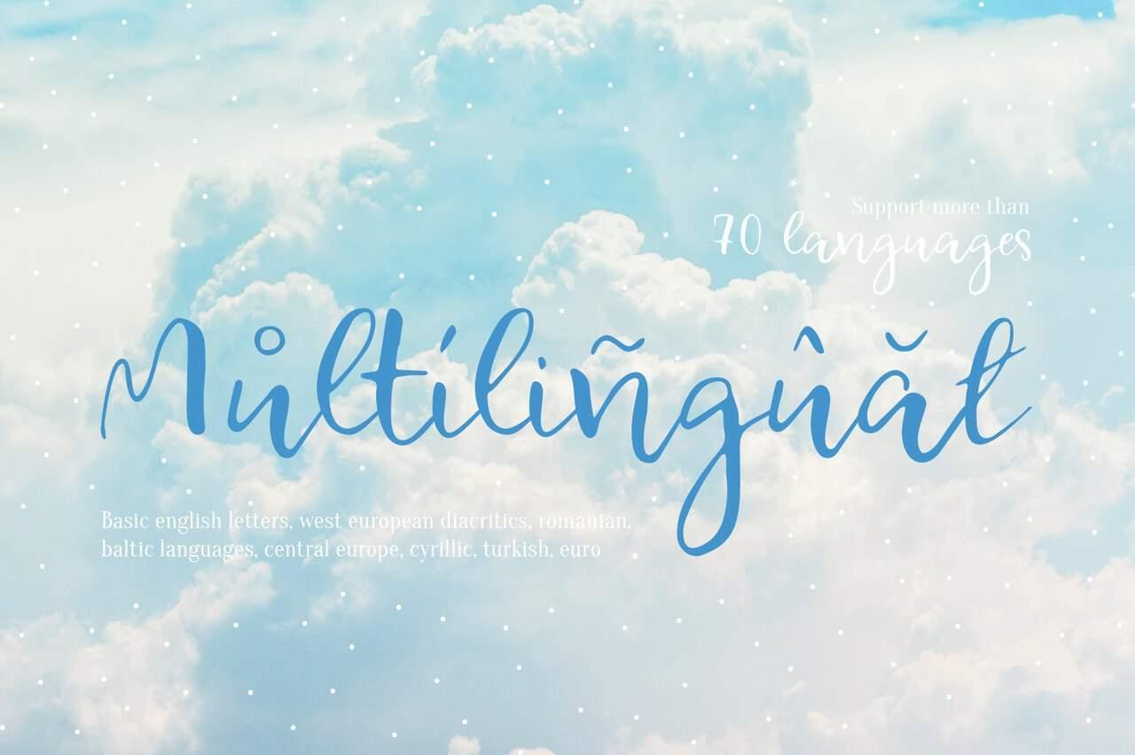 Download Celestina font (typeface)
