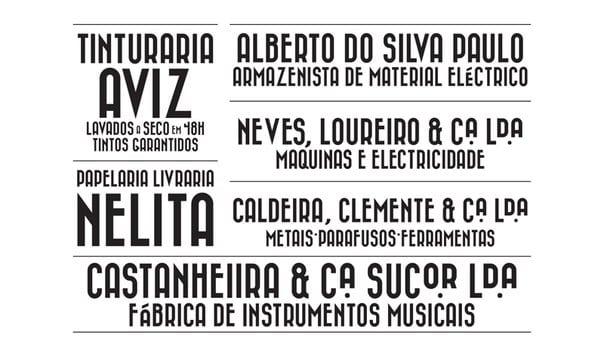 Download Bazar medium font (typeface)