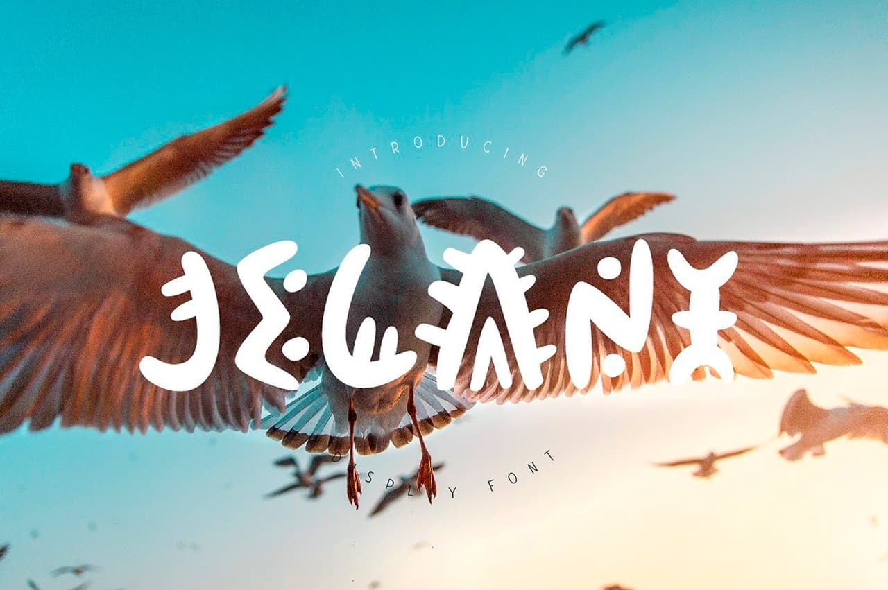 Download jelani font (typeface)