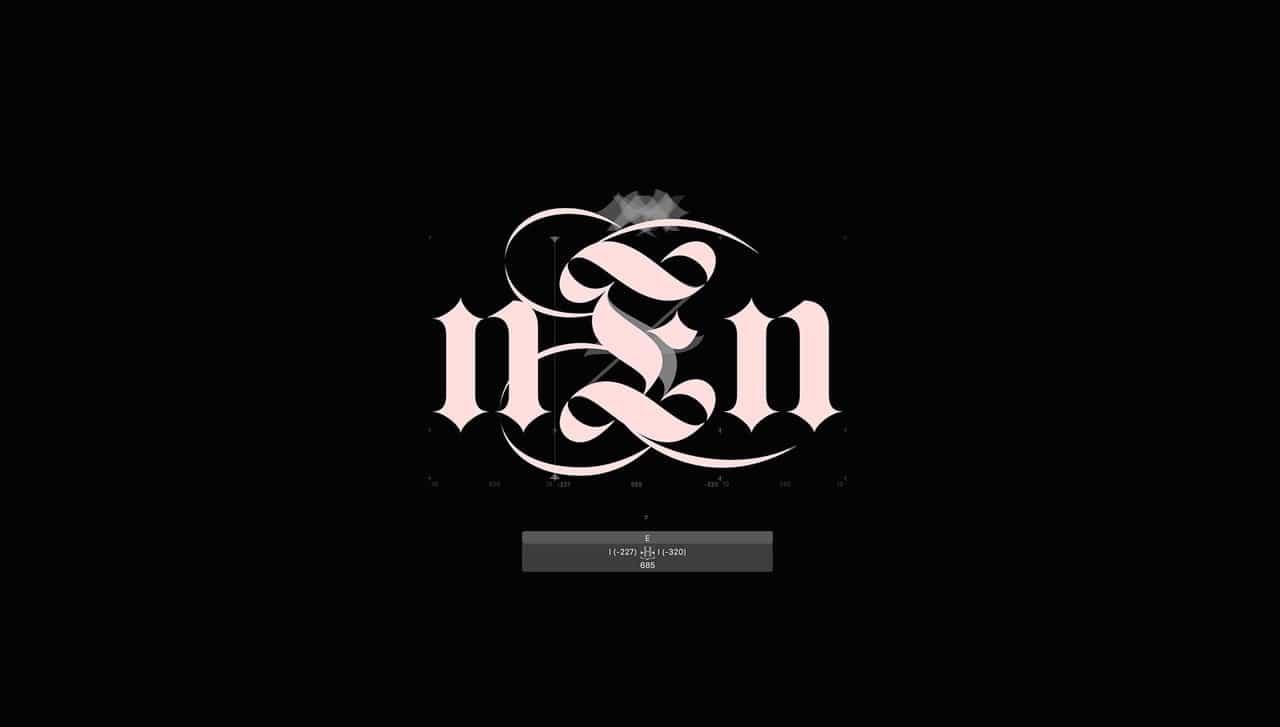 Download Jabin font (typeface)