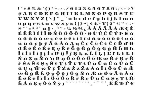 Download Yokawerad 079 font (typeface)
