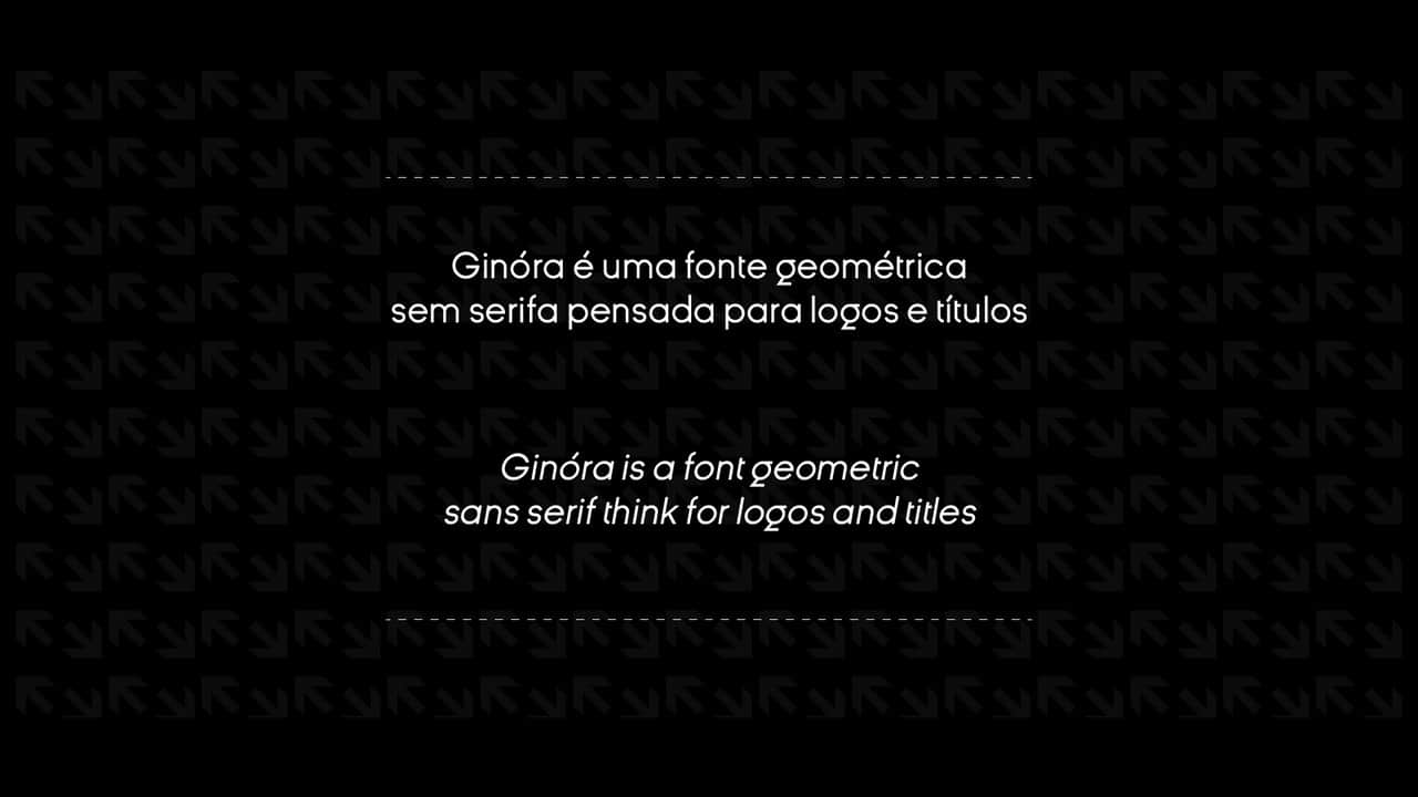 Download Ginora Sans font (typeface)