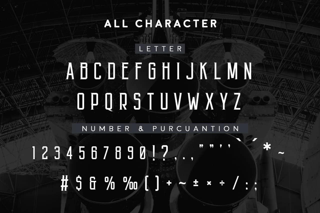 Download Angkasa font (typeface)