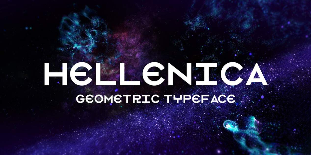 Download Hellenica font (typeface)