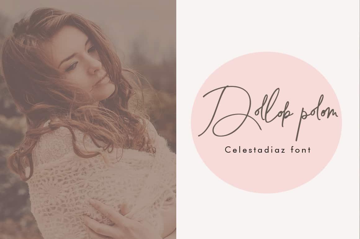 Download A new Celesta diaz font (typeface)