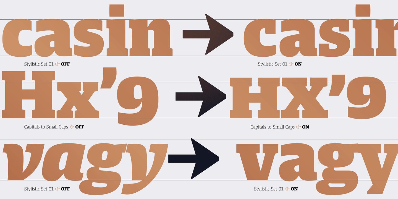 Download Harrison Serif Pro font (typeface)