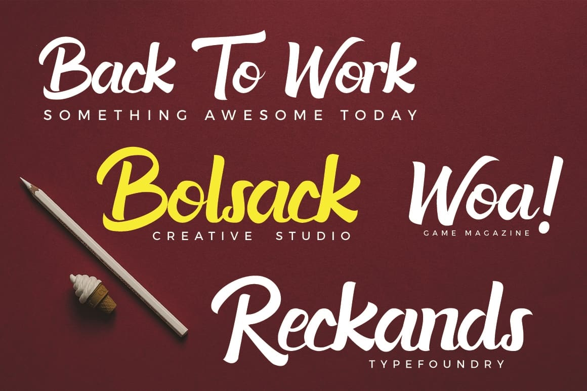 Download Acknesia font (typeface)