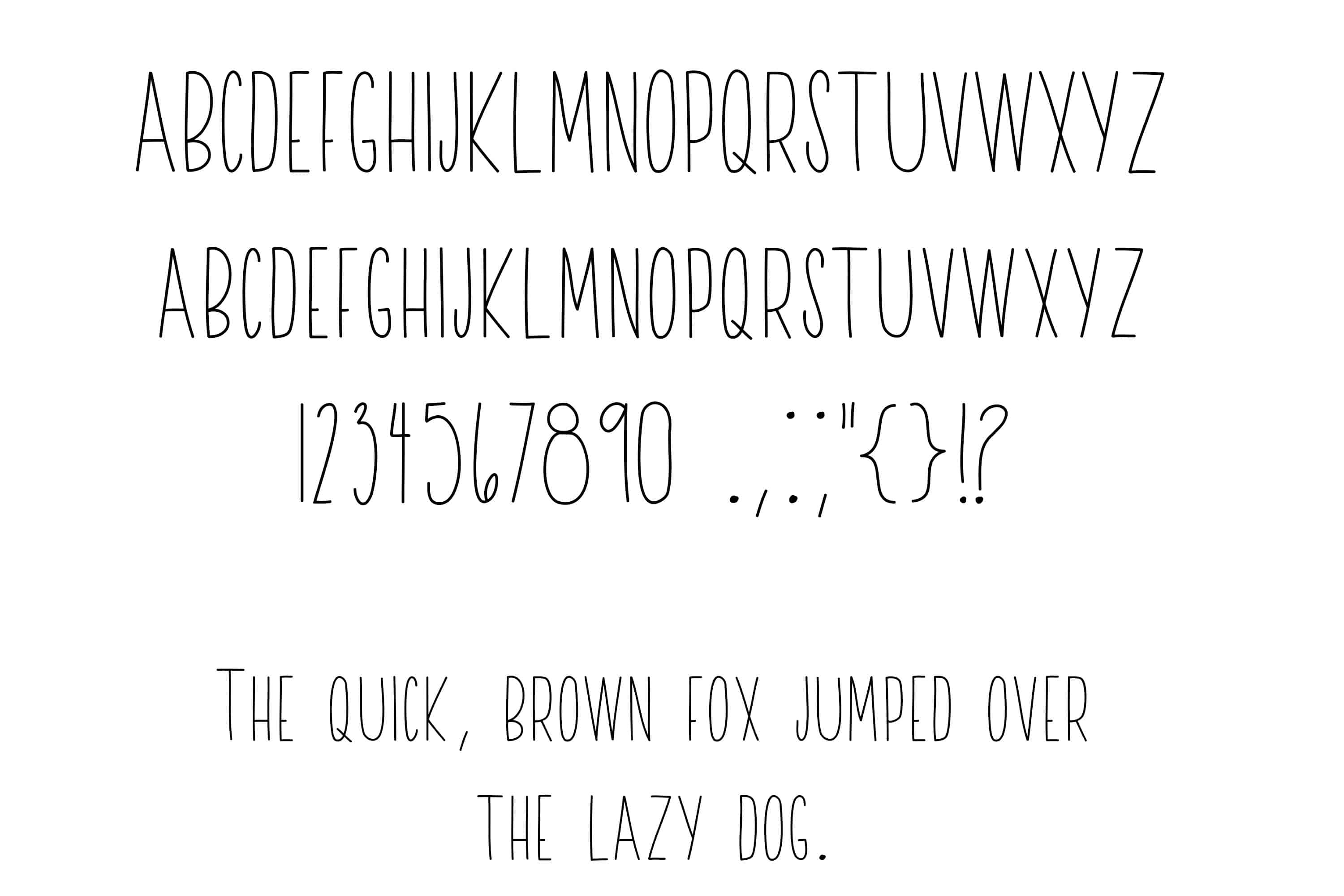 Download A Sweet font (typeface)