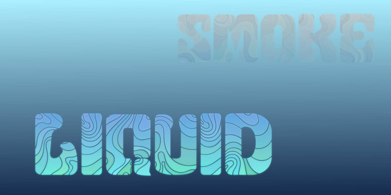 Download Ari Cube Spiro font (typeface)