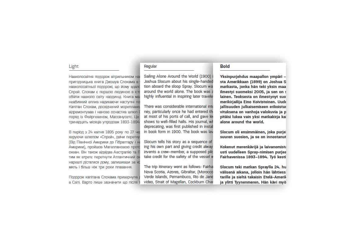 Download Akzentica 4F (Family) font (typeface)