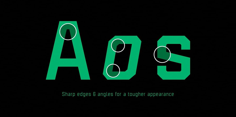 Download Binaria font (typeface)