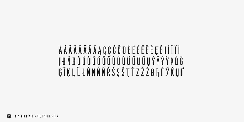 Download Brandbe font (typeface)