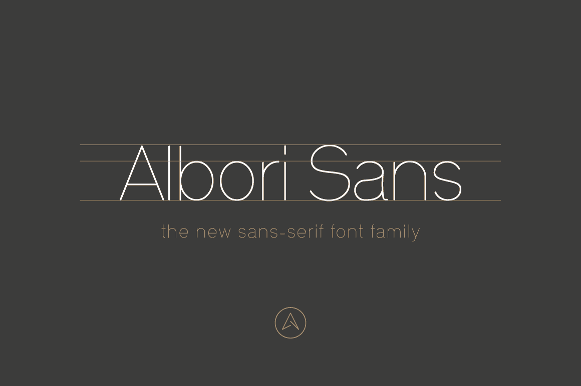 Download Albori Sans-Serif font (typeface)