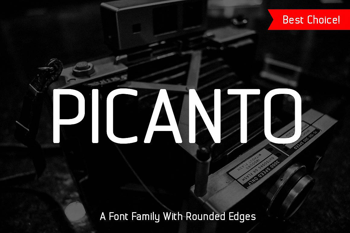 Download PF Bague Round Pro font (typeface)