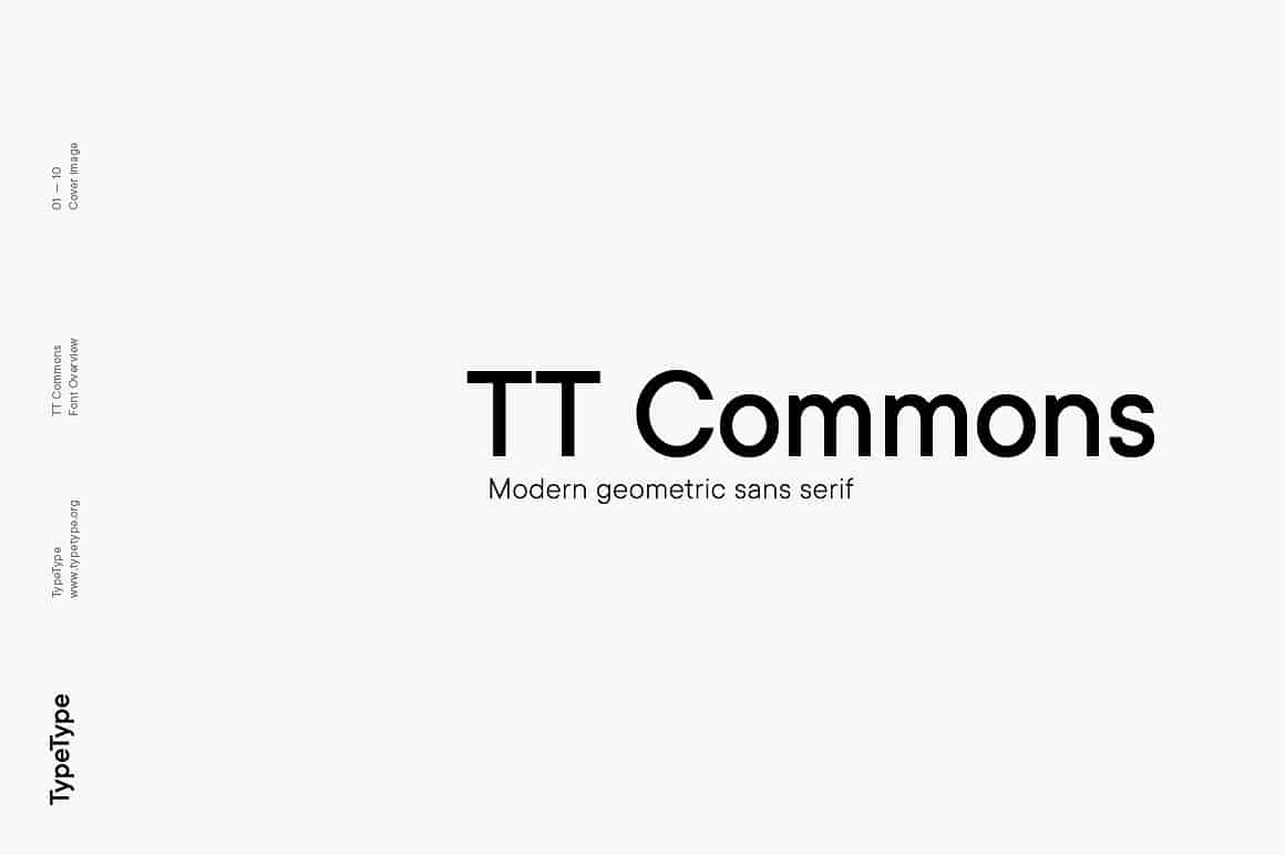 Download TT Commons font (typeface)