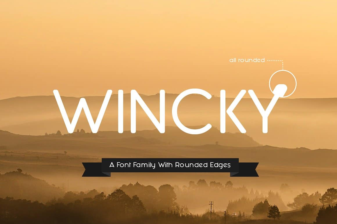 Download Wincky font (typeface)