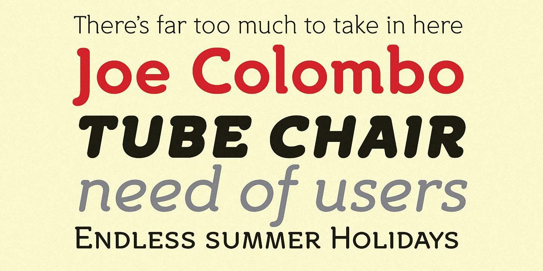 Download Croog Pro font (typeface)