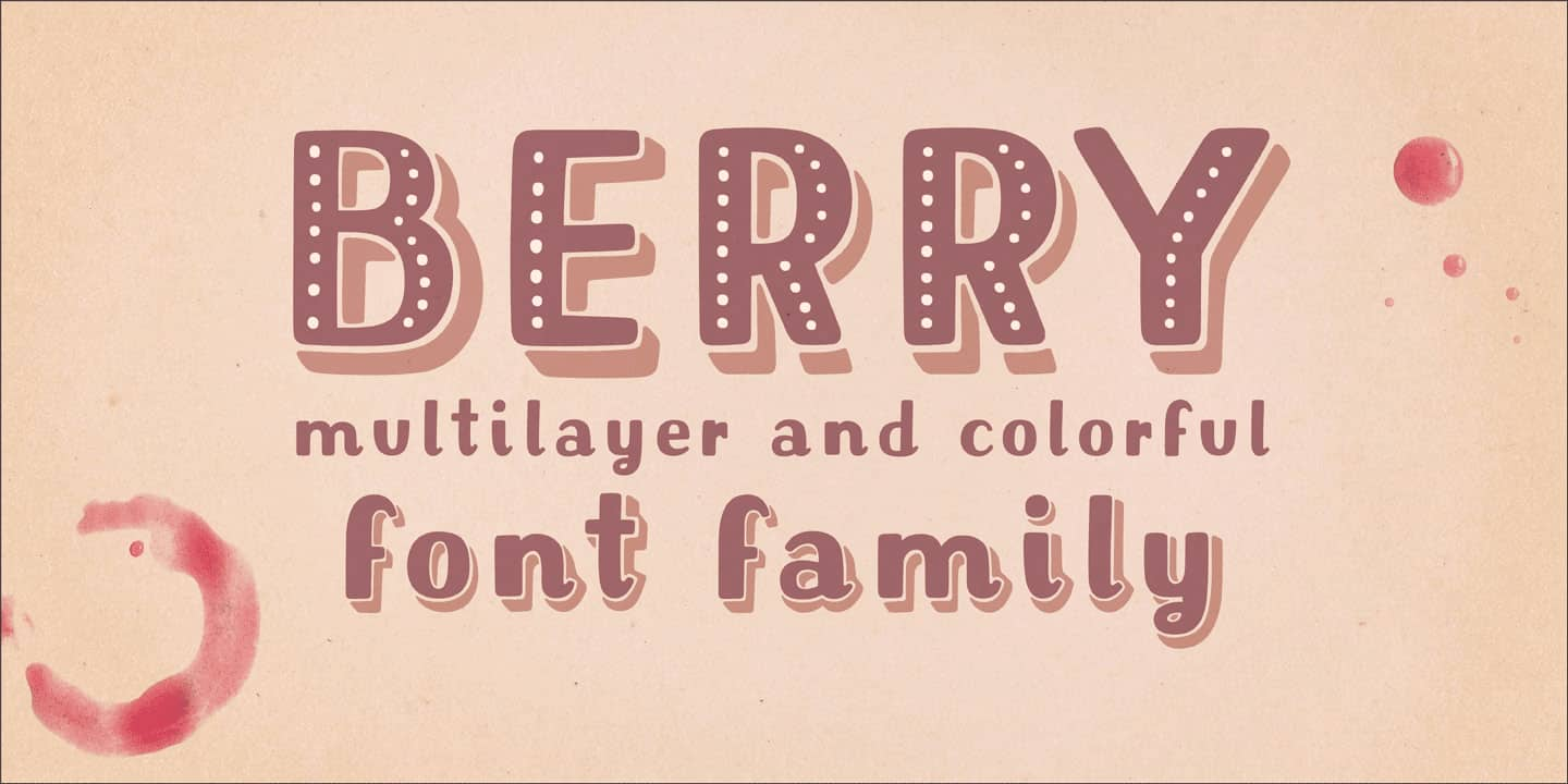 Download Mrs Berry font (typeface)