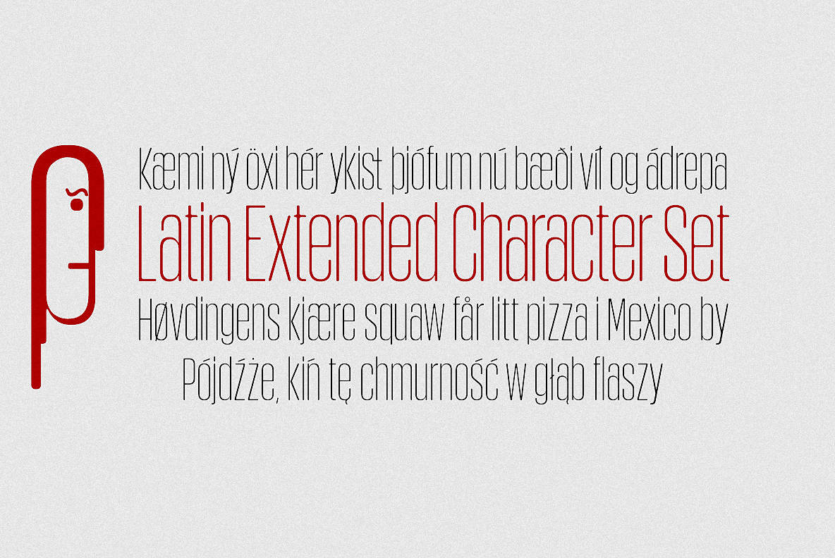 Download Obcecada Sans font (typeface)