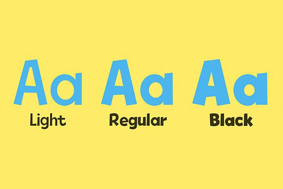 Download Tobi Family font (typeface)