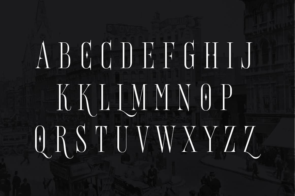 Download Ghost Dancer font (typeface)
