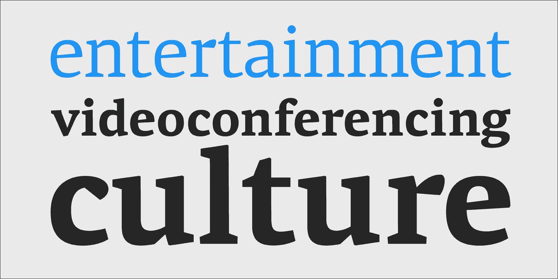 Download PF Centro Serif Pro font (typeface)
