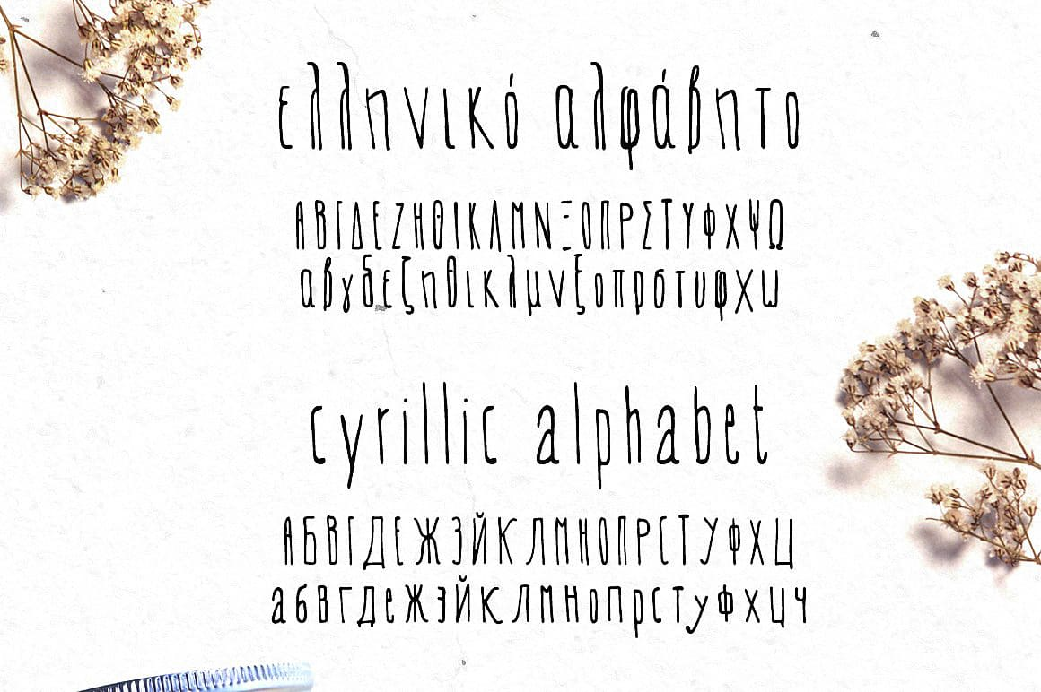 Download EVEY - handwritten font (typeface)