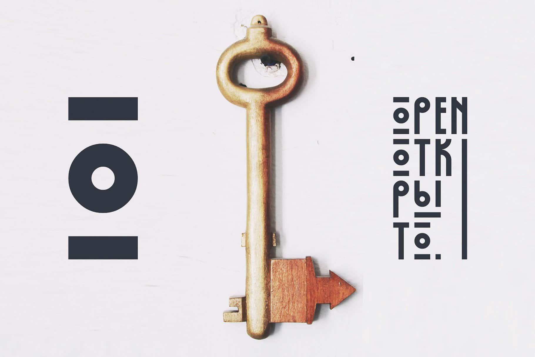 Download KURBANISTIKA modul font (typeface)