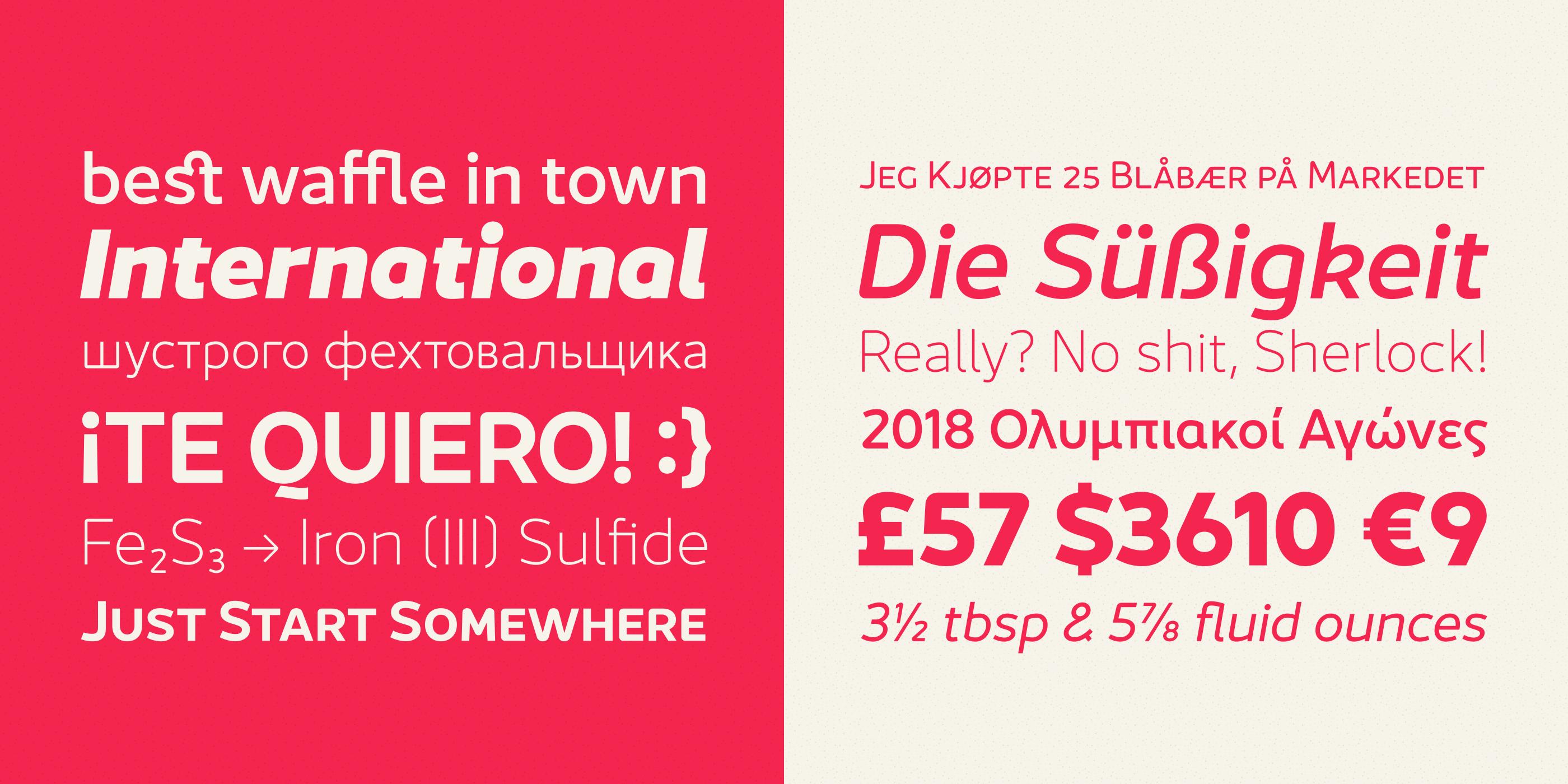 Download Jano Sans Pro font (typeface)