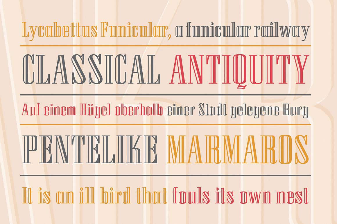 Download URW Akropolis font (typeface)